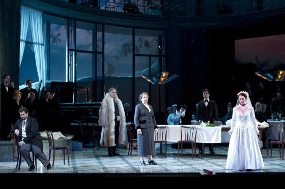 LA SONNAMBULA; The Royal Opera,