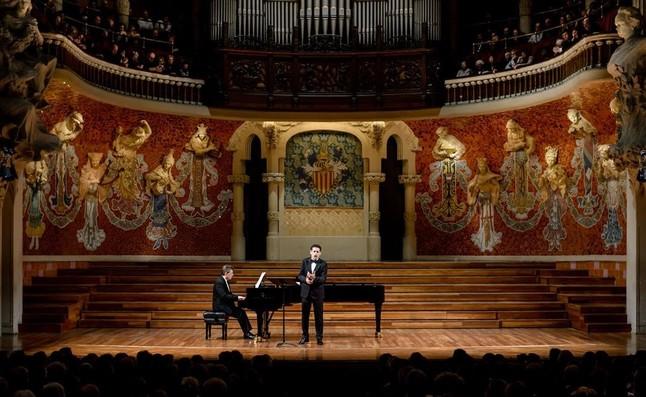 ICULT Juan Diego Florez  Vincenzo Scalera  barcellona  barcelona  catalana  clasica  classic  classica  di nozzi  music  musica  palau  piano  lorenzo  tenor foto LORENZO DI NOZZI